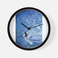 Tube Wall Clock