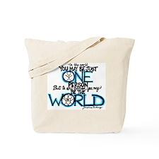 One World Tote Bag
