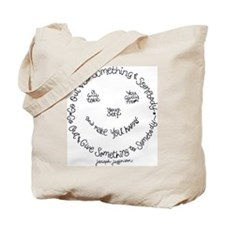 Go Out and Do Something... Tote Bag