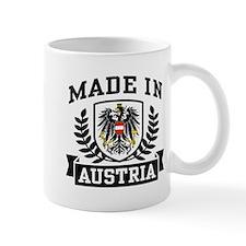 Made in Austria Mug