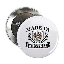 "Made in Austria 2.25"" Button"