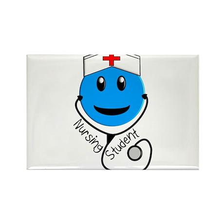 Nursing Student Rectangle Magnet