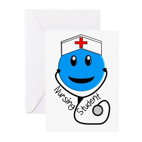 Nursing Student Greeting Cards (Pk of 10)