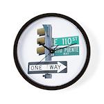 Tito Puente Wall Clock