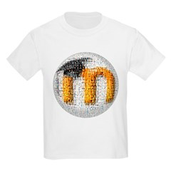 Moosaic Ball Kids T-Shirt