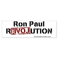 Ron Paul- Bumper Sticker