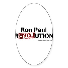 Ron Paul- Decal