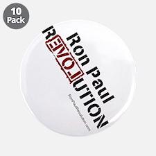 "Ron Paul 3.5"" Button (10 pack)"