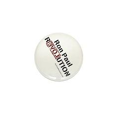 Ron Paul Mini Button (10 pack)