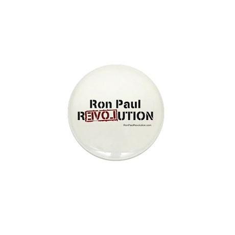 Ron Paul- Mini Button