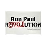 Ron Paul- Rectangle Magnet (10 pack)