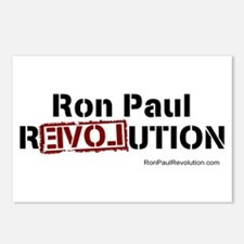 Ron Paul- Postcards (Package of 8)