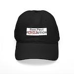 Ron Paul- Black Cap