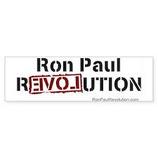 Ron Paul--Bumper Bumper Sticker