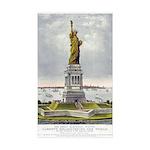 Statue of Liberty-1885 Sticker (Rectangle 10 pk)