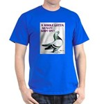 Shaking Berliner Black T-Shirt