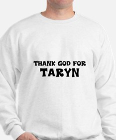 Thank God For Taryn Jumper