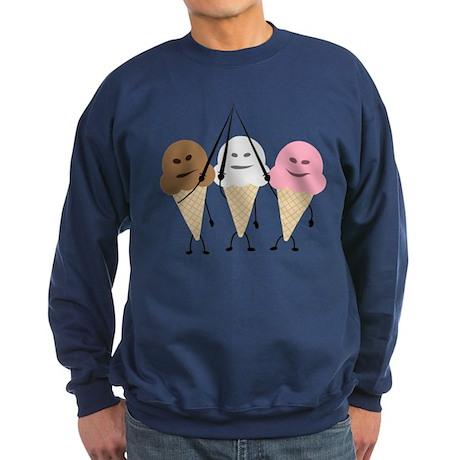Neapolitan Musketeers Sweatshirt (dark)