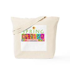 Spring Sprung Tote Bag