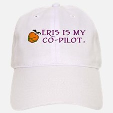 Eris Is My Co-Pilot Baseball Baseball Cap
