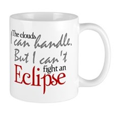 Can't fight an Eclipse Mug