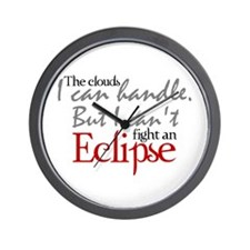 Can't fight an Eclipse Wall Clock
