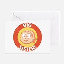 Big Sister Greeting Card