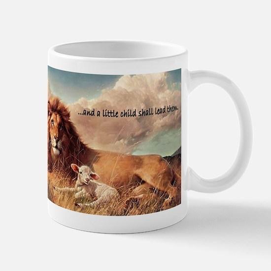 Cute Lamb of god Mug