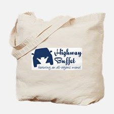 Highway Buffet Tote Bag