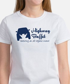 Highway Buffet Women's T-Shirt