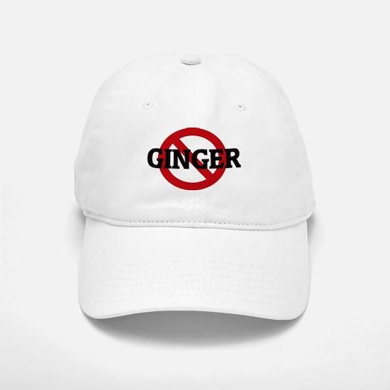 Anti-Ginger Baseball Baseball Cap