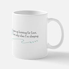 """""""Gave Up Knitting"""" - Mug"""