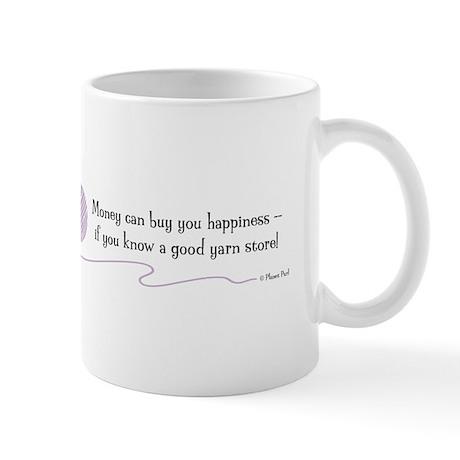 """A Good Yarn Store"" - Mug"