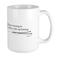"""My Job"" - Coffee Mug"