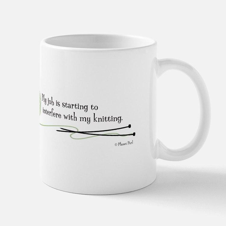 """""""My Job"""" - Small Mugs"""