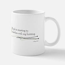 """""""My Job"""" - Small Small Mug"""