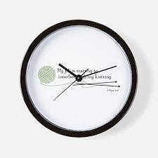 """My Job"" - Wall Clock"