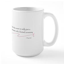 """""""A Yarn Shop Owner"""" - Mug"""