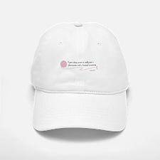 """""""A Yarn Shop Owner"""" - Baseball Baseball Cap"""