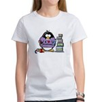 I love crafting penguin Women's T-Shirt