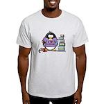 I love crafting penguin Light T-Shirt