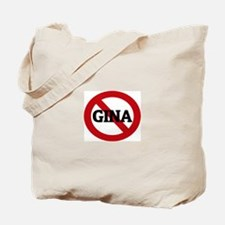 Anti-Gina Tote Bag