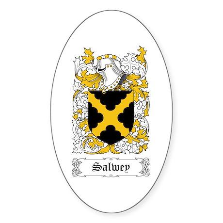 Salwey Sticker (Oval)
