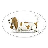 Basset hound 10 Pack