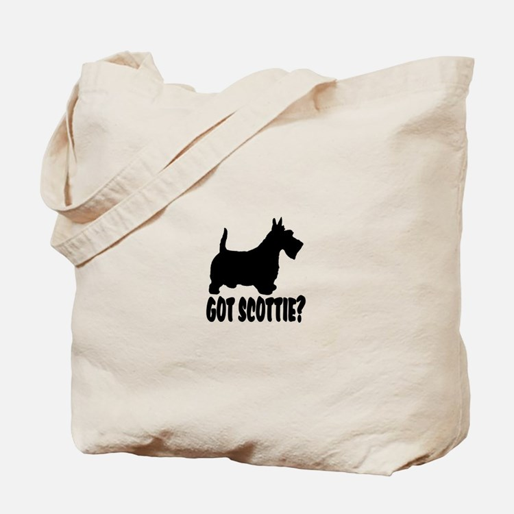 Got Scottie? Tote Bag