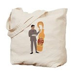 Mad Men Salvatore Tote Bag