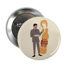 "Mad Men Salvatore 2.25"" Button"
