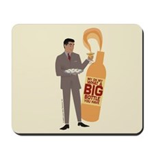 Mad Men Salvatore Mousepad