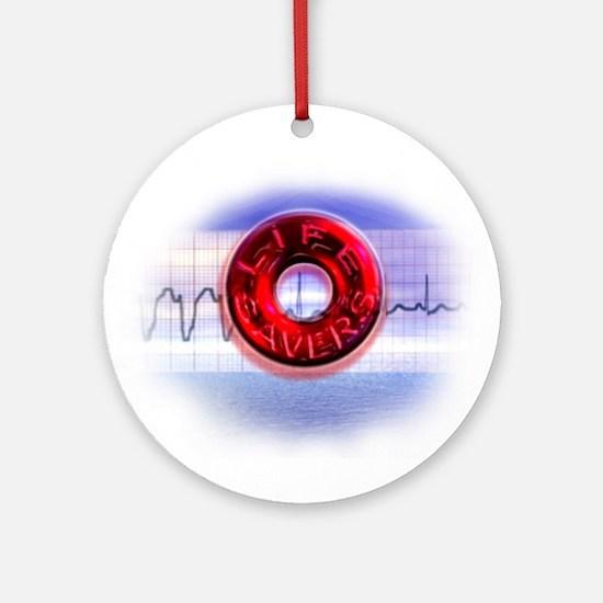 LIFESAVER Ornament (Round)