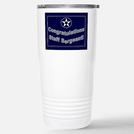 Unique Air force master sergeant Travel Mug